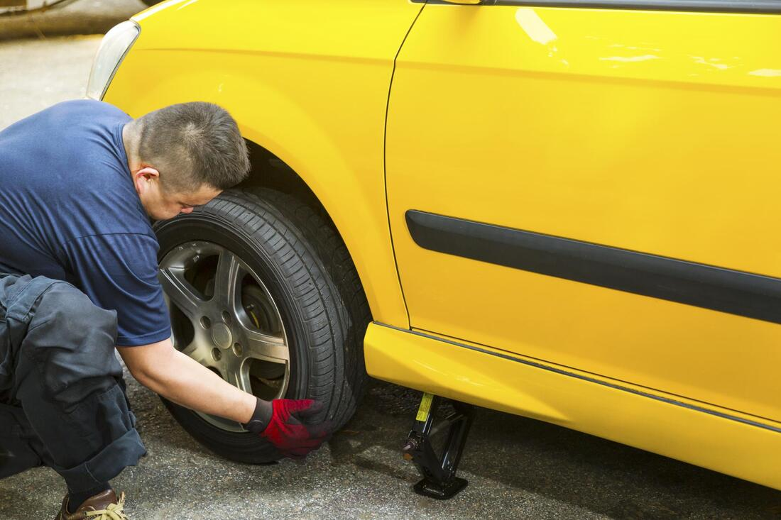 affordable flat tire replacement
